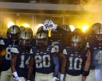 Pitt Entrance, September 2, 2017. -- DAVID HAGUE
