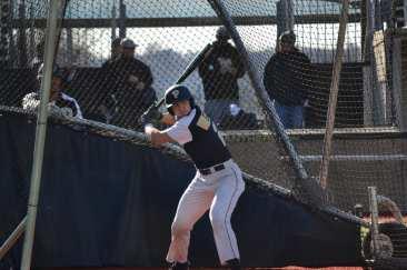 Pitt Baseball Hitting