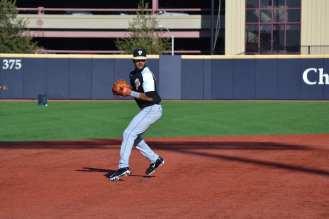 Pitt Baseball Fielding
