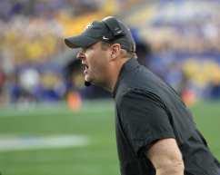 Josh Heupel UCF Head Coach September 21, 2019 -- David Hague/PSN