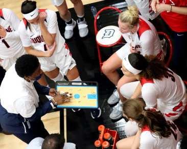 Duquesne Women Basketball January 8, 2021 Photo by David Hague/PSN