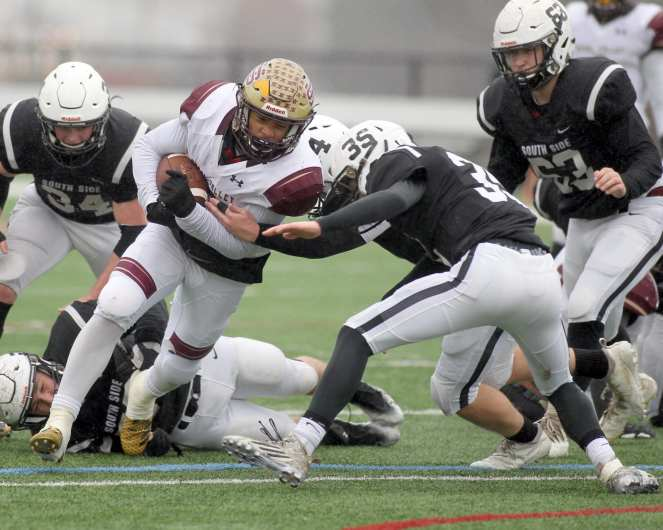Steel Valley in the WPIAL Championship Game -- David Hague/PSN