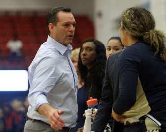 Coach Lance White December 29, 2018 -- David Hague/PSN
