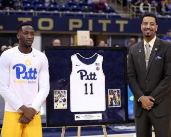 Side N'Dir (11) senior day March 9, 2019 -- David Hague/ PSN
