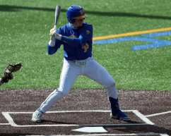 Riley Wash (33) Pitt Baseball March 28, 2021 - Photo by David Hague/PSN
