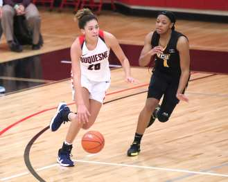 Amaya Hamilton (20) January 8, 2021 Photo by David Hague/PSN