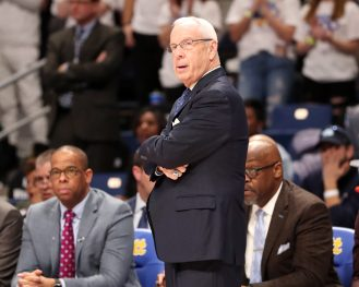 Roy Williams January 18, 2020 -- David Hague/PSN