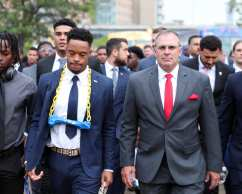 Pitt Football Panther Prowl September 28, 2019 -- David Hague/PSN