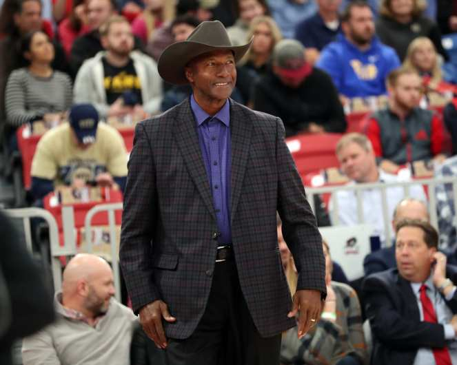 Mel Blount November 12, 2019 -- David Hague/PSN
