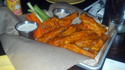 Industry Public House Wings