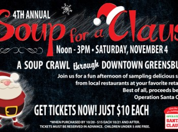 Operation Santa Claus: Soup for a Claus