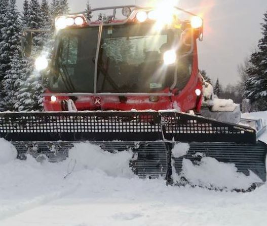 PRR Groomers working their magic.