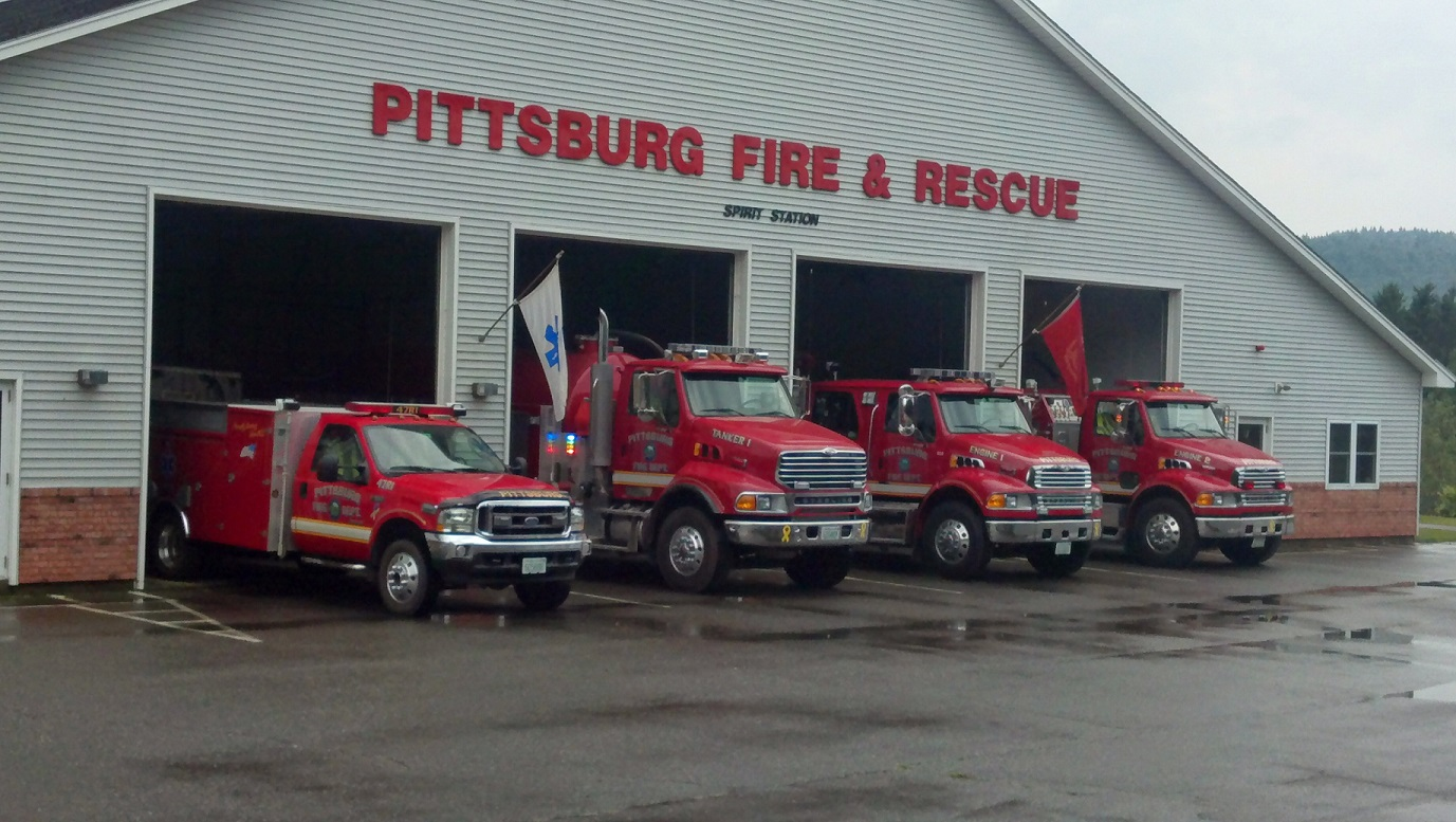 Pittsburg Fire