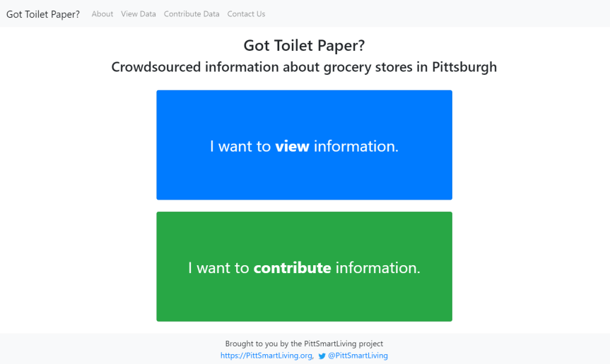 got-toilet-paper? There is a website for that!