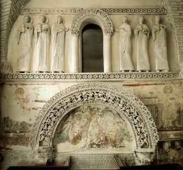 Il Tempietto Longobardo  La pittura in Friuli