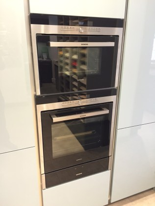 Siemens Studio Line Steam Oven Ex-display and warming draw