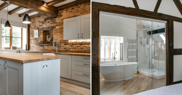 Kitchen and bathroom example by Pittville Bathrooms & Kitchens