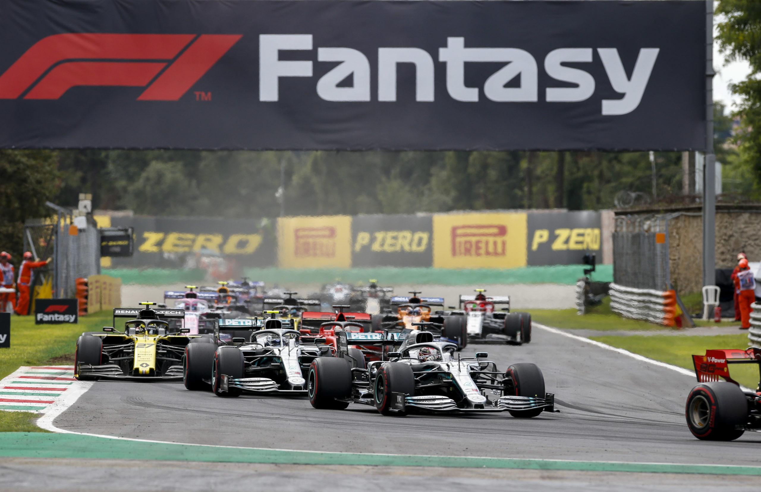 2019 Italian Grand Prix, Sunday - Wolfgang Wilhelm, Monza, Mercedes