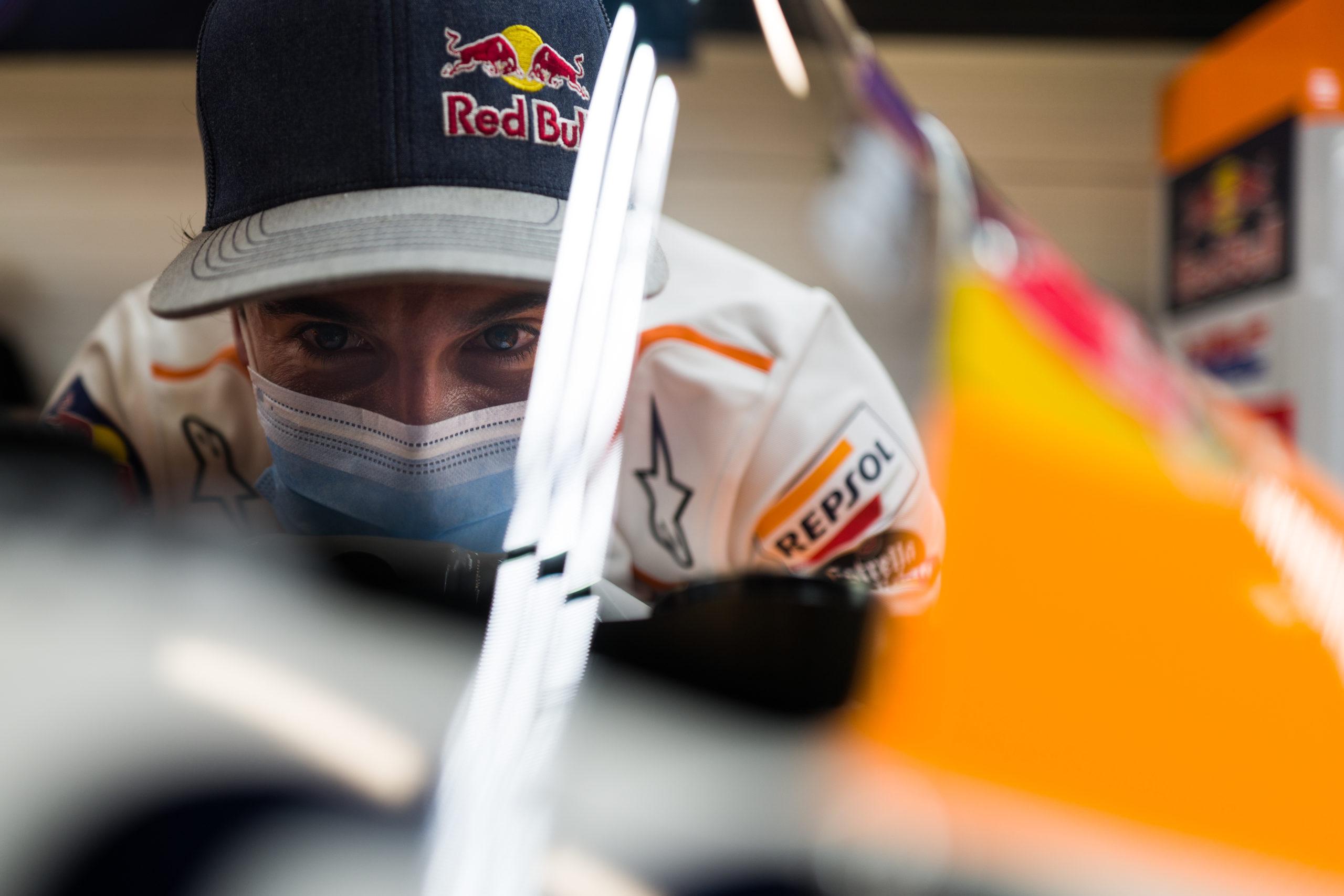 Marc Márquez, Repsol Honda HRC, Circuit Barcelona Catalunya 2020