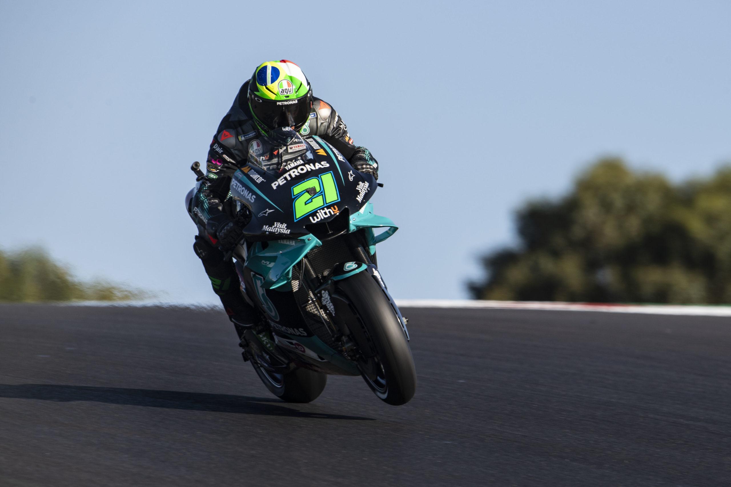 Franco Morbidelli, Portuguese MotoGP, 20th November 2020