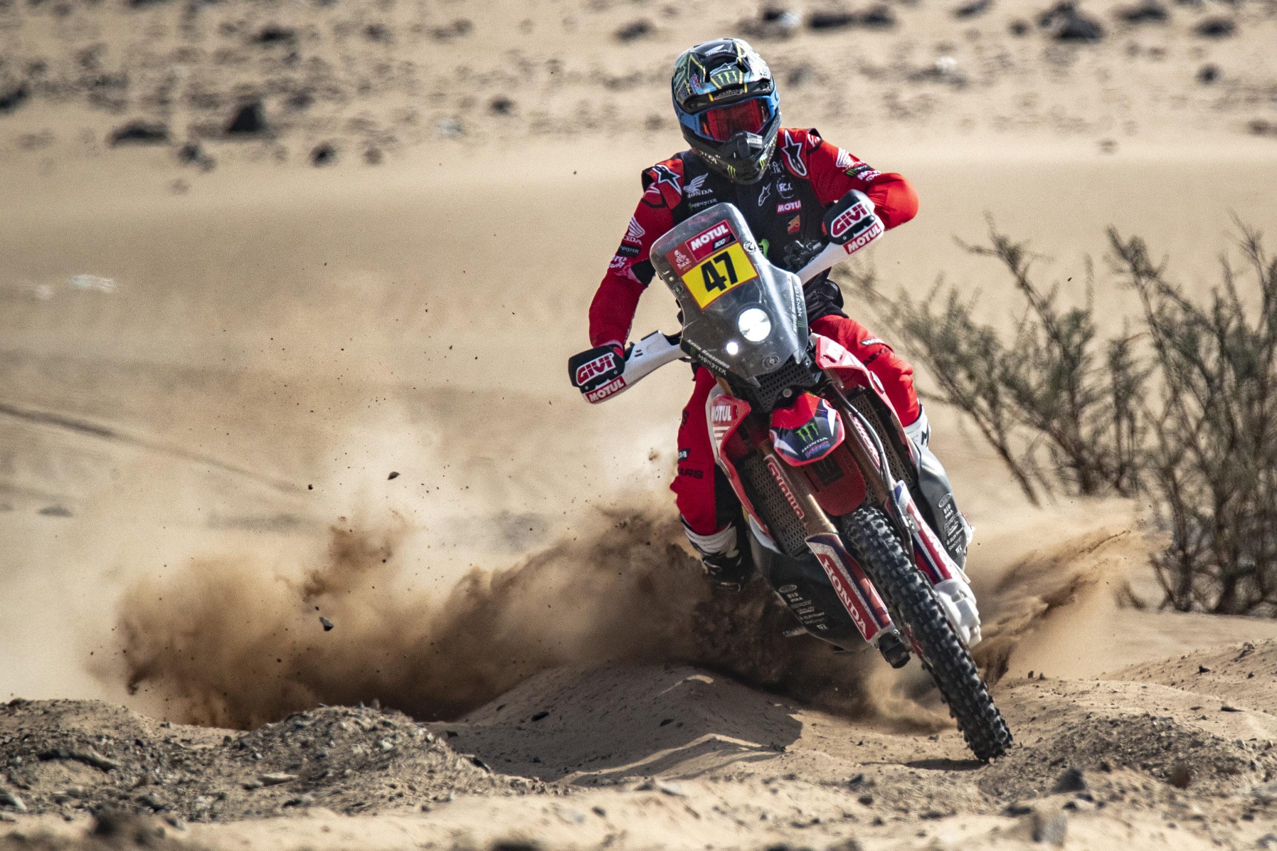 Kevin Benavides, Honda HRC, Dakar 2021
