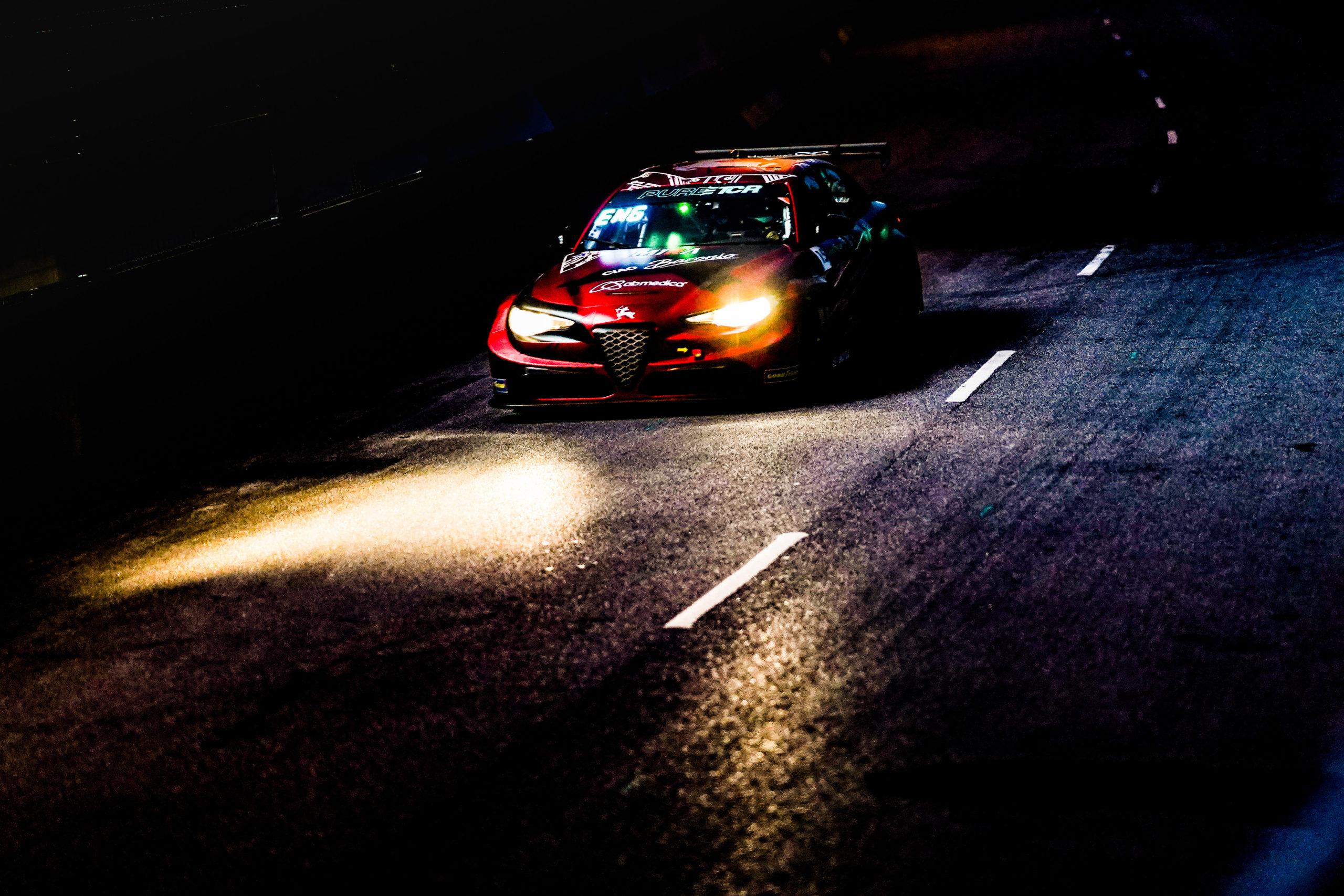 Philipp Eng - Romeo Ferraris - PURE ETCR at Copenhagen 2021