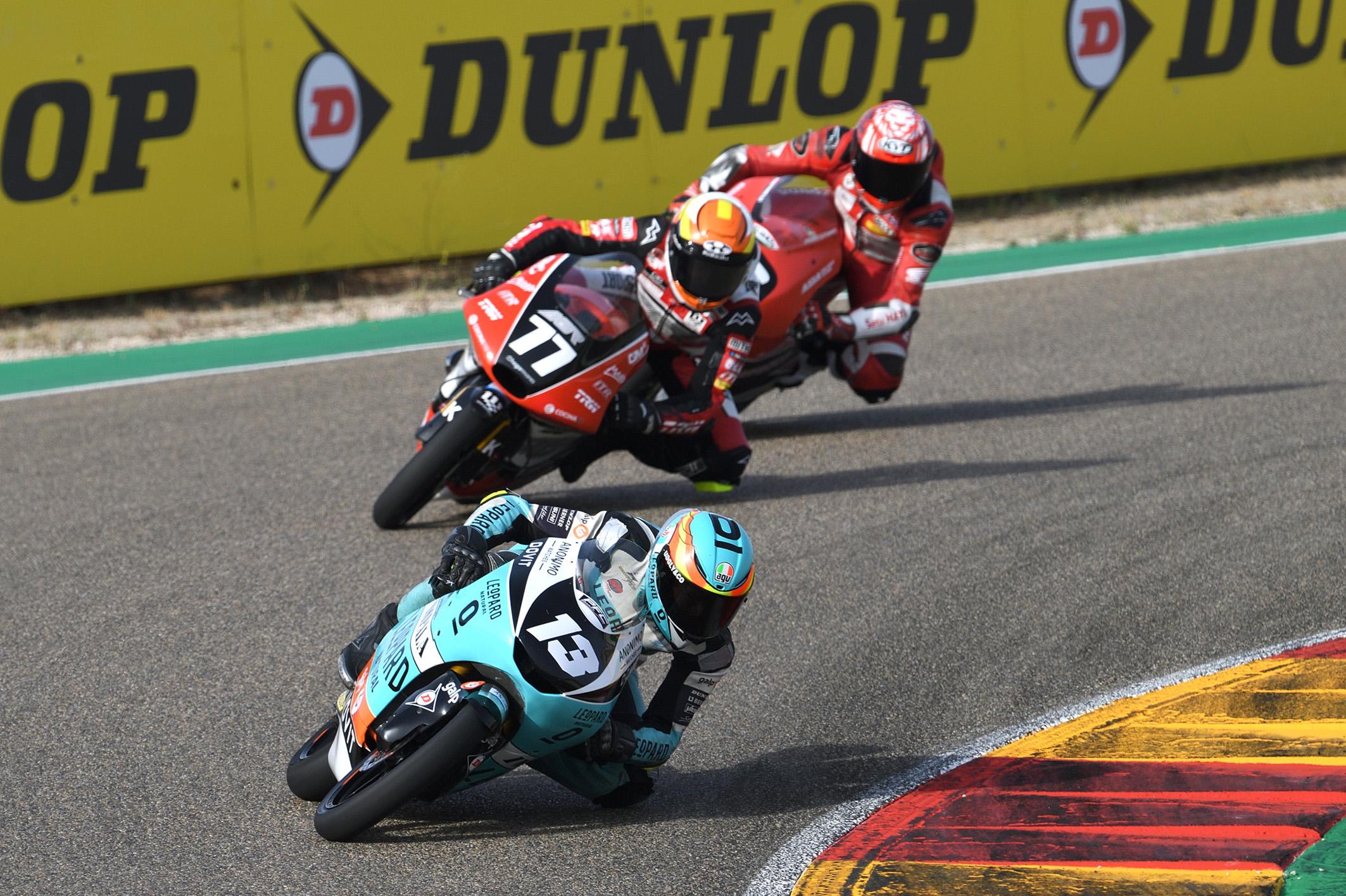 FIM CEV Repsol, Moto3, Marco Tapia, Motorland