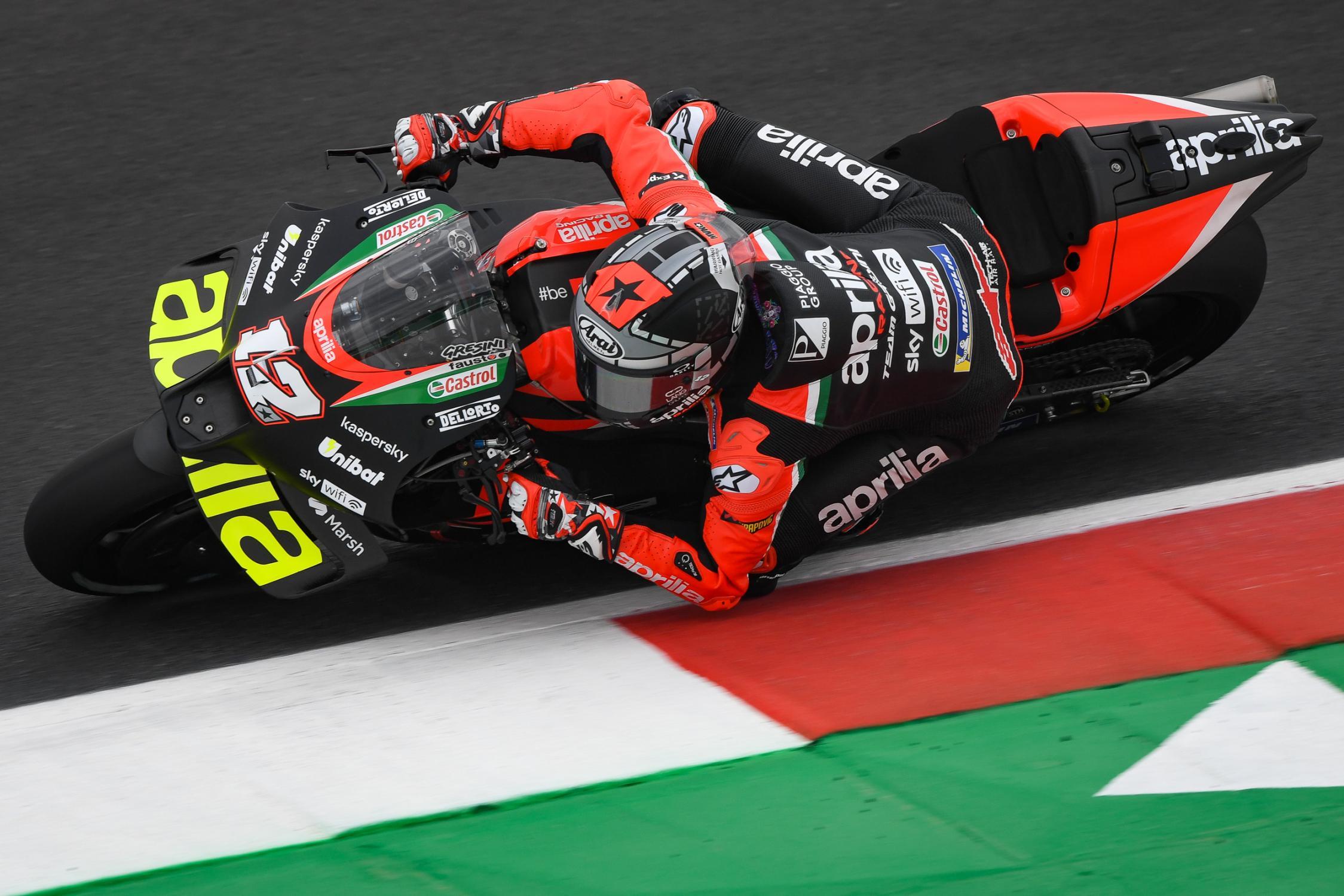 Aprilia Racing Team Gresini, Gran Premio Octo di San Marino e della Riviera di Rimini