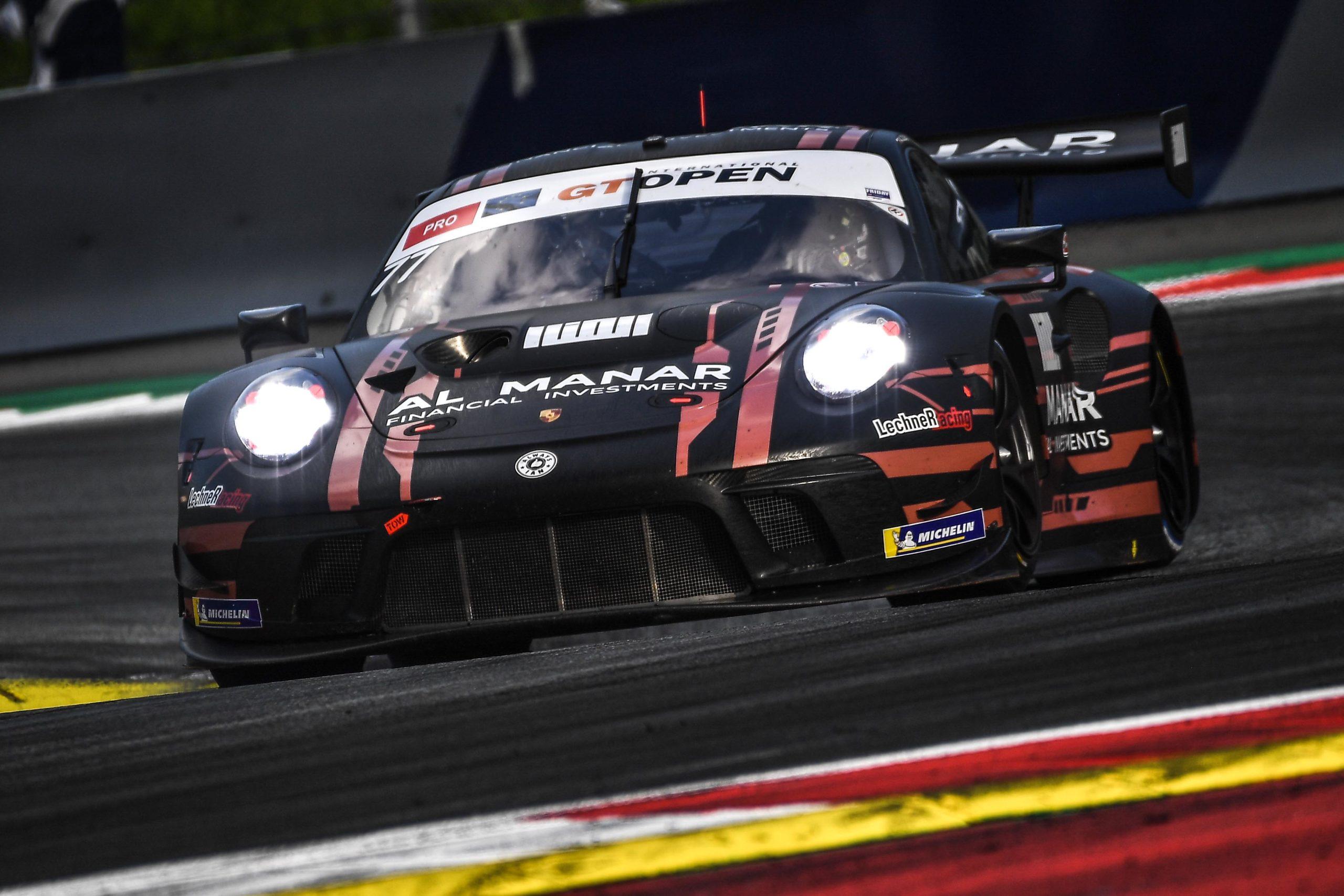 Andy Soucek-Lechner Racing-GT Open 2021