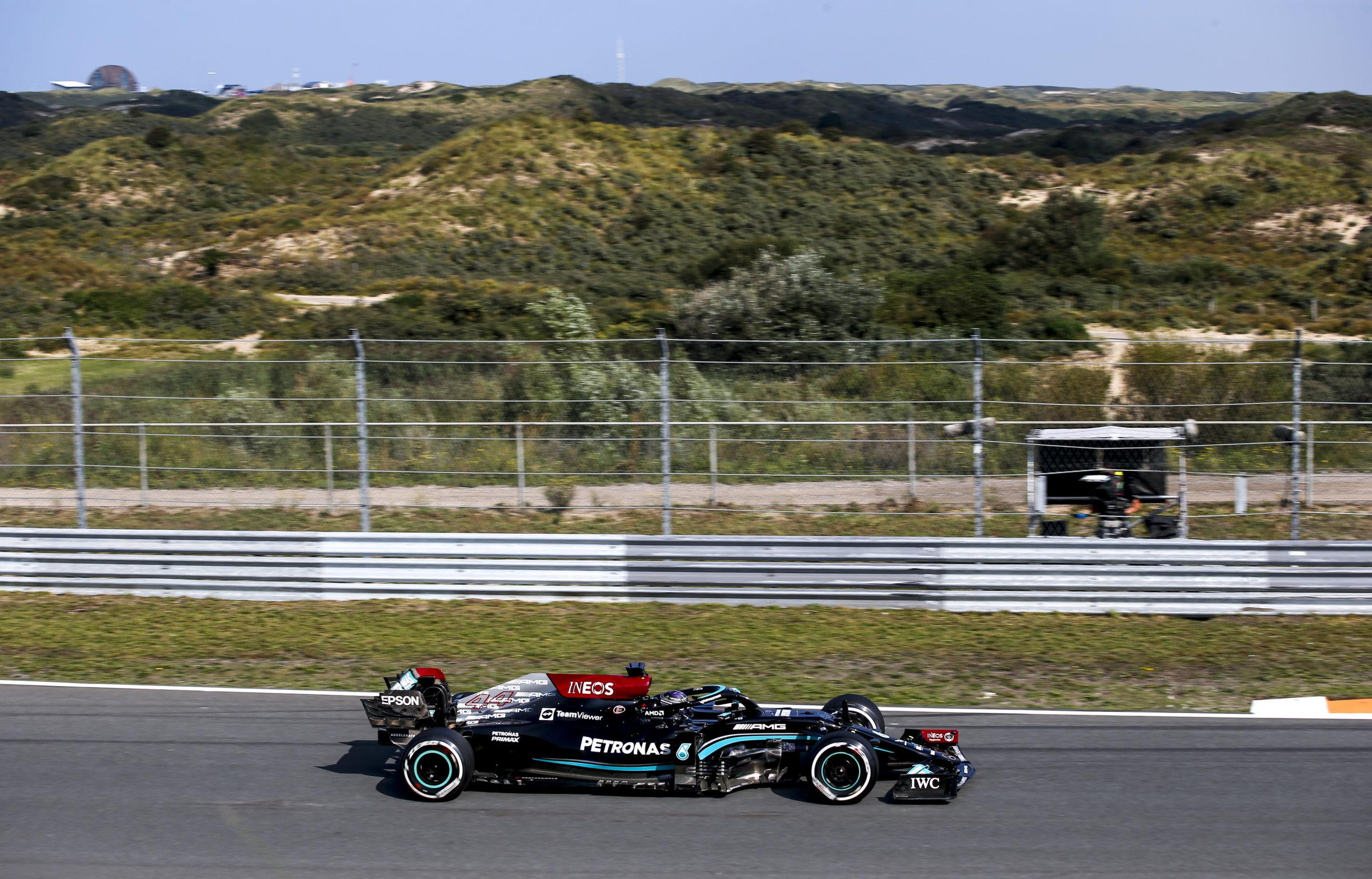 Lewis Hamilton, Mercedes,2021 Dutch Grand Prix, Friday - Jiri Krenek