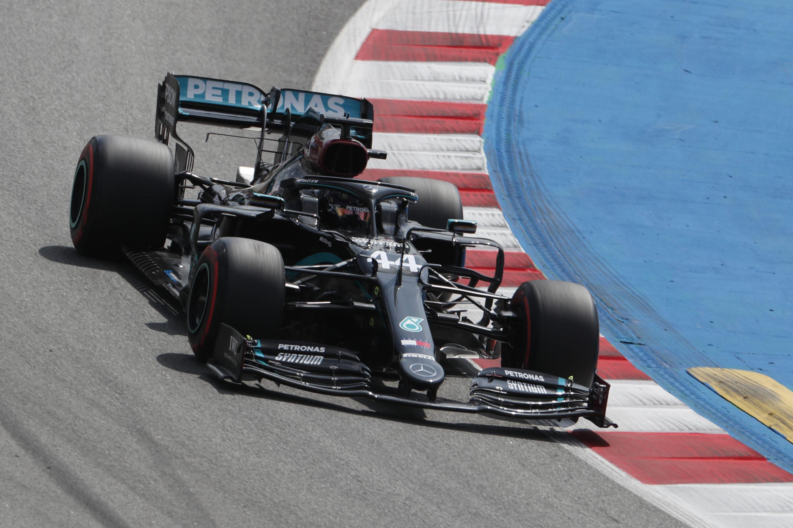 2020 Spanish Grand Prix, Friday - LAT Images, Mercedes, Hamilton