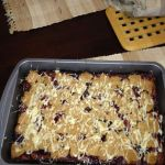 Recipe: Peanut Butter & Jam Bars