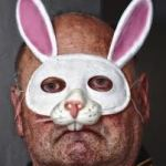 The Easter Bunny: A Man-Sized Mutant Beast