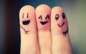 Friend Fingers