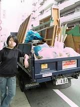 花トラック