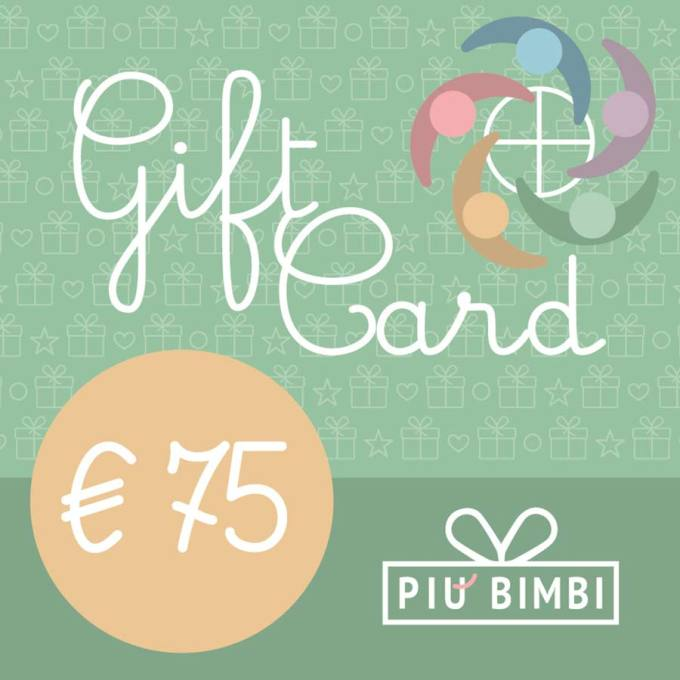 Più Bimbi — Gift Card