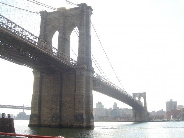 new york brooklin bridge