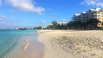Seven Mile Beach, Cayman