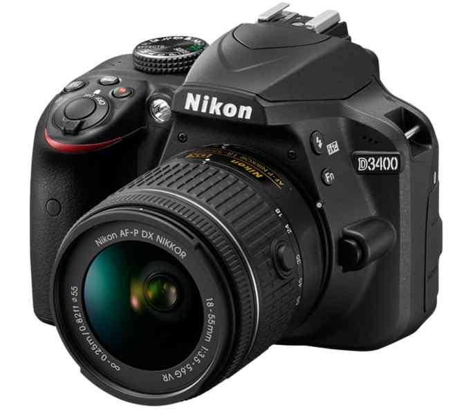 La mia Nikon