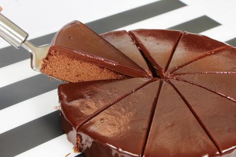 torta al cioccolato velocissima