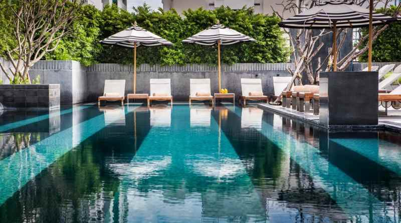 piscina movenpick hotel bangkok