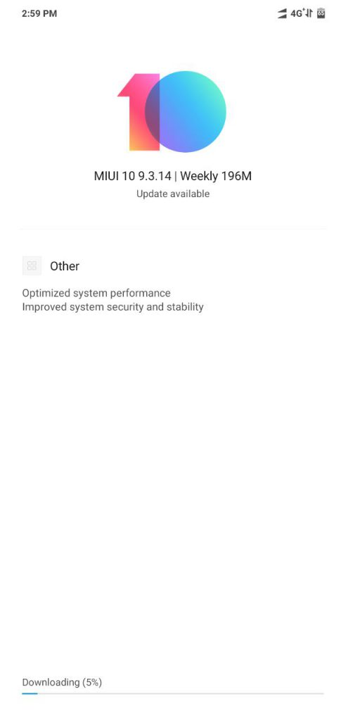 MIUI 10 beta 9.3.14 fixes PUBG notch issue in Poco F1 and