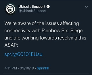 RainbowSixSiege-server-issue-tweet1
