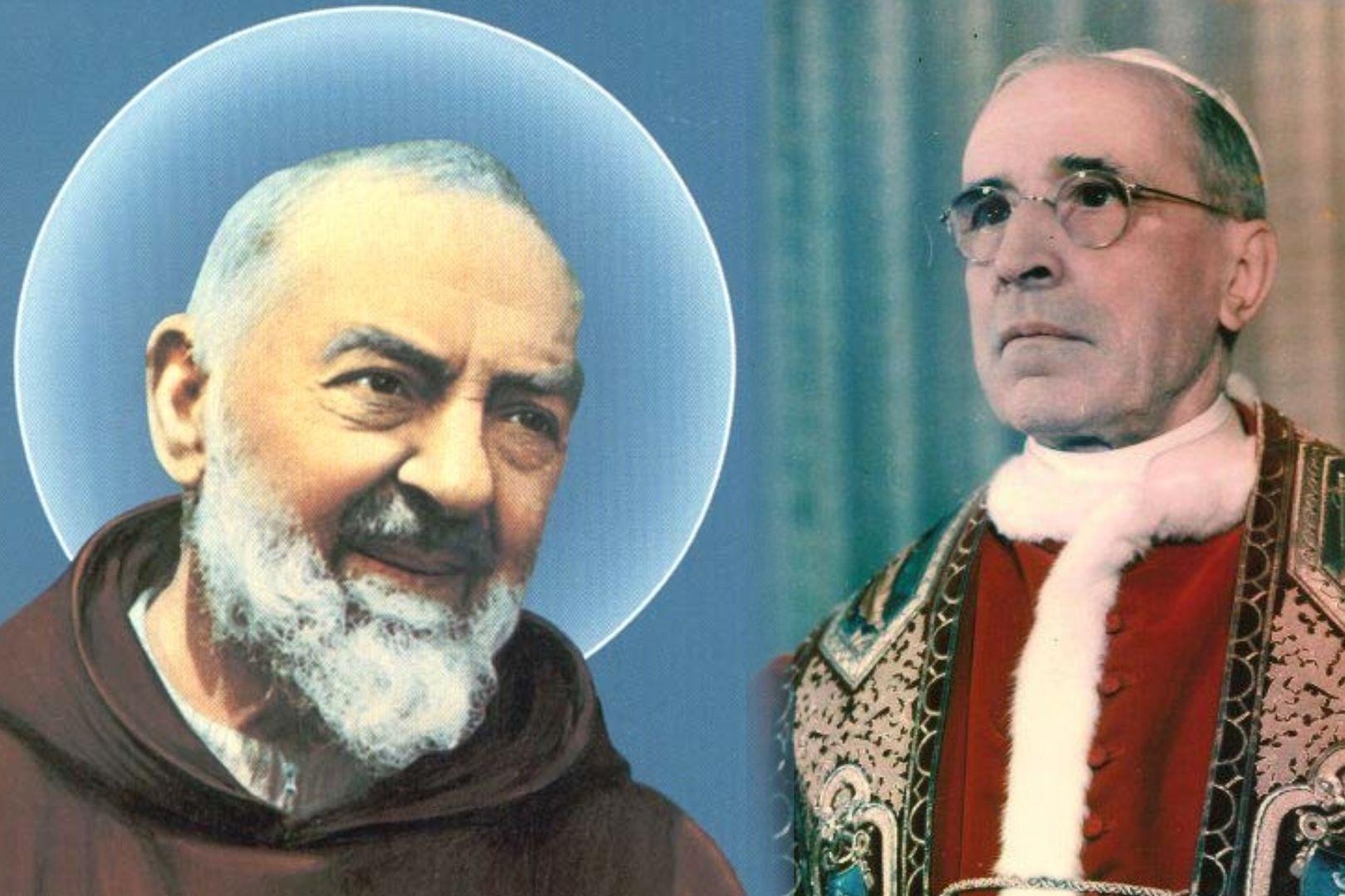 Pio XII, il papa che Padre Pio vide in Paradiso