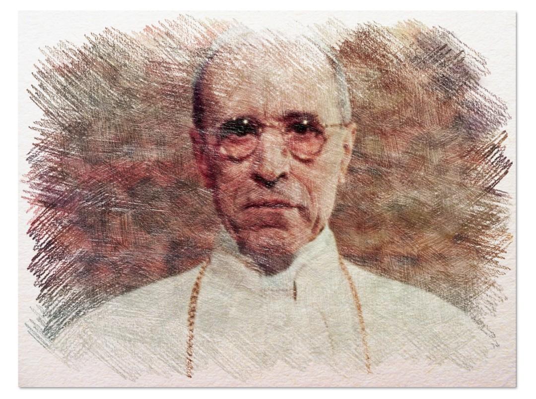 """Il mito del """"silenzio"""" di Pio XII fu creato per fare pressioni sulla Chiesa cattolica"""
