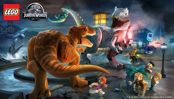 Lego Jurassic World Pc Espa 209 Ol