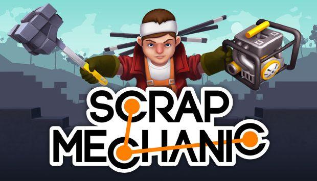 Scrap Mechanic Steam crack