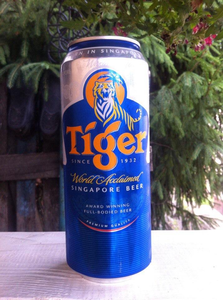 Tiger Тайгер (Россия)