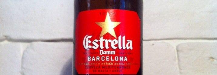 Пиво Estrella Damm (отзыв)