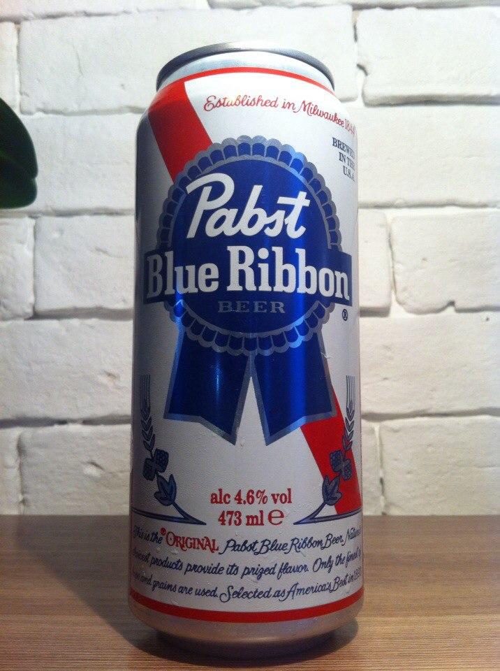 Пабст пиво